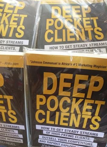 premium clients book by johnson emmanuel
